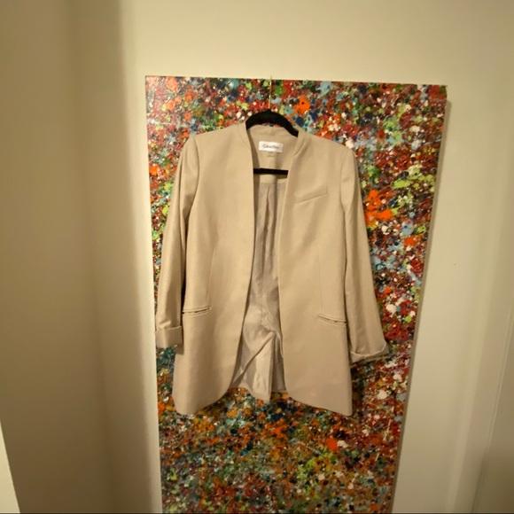Designers blazer Calvin Klein